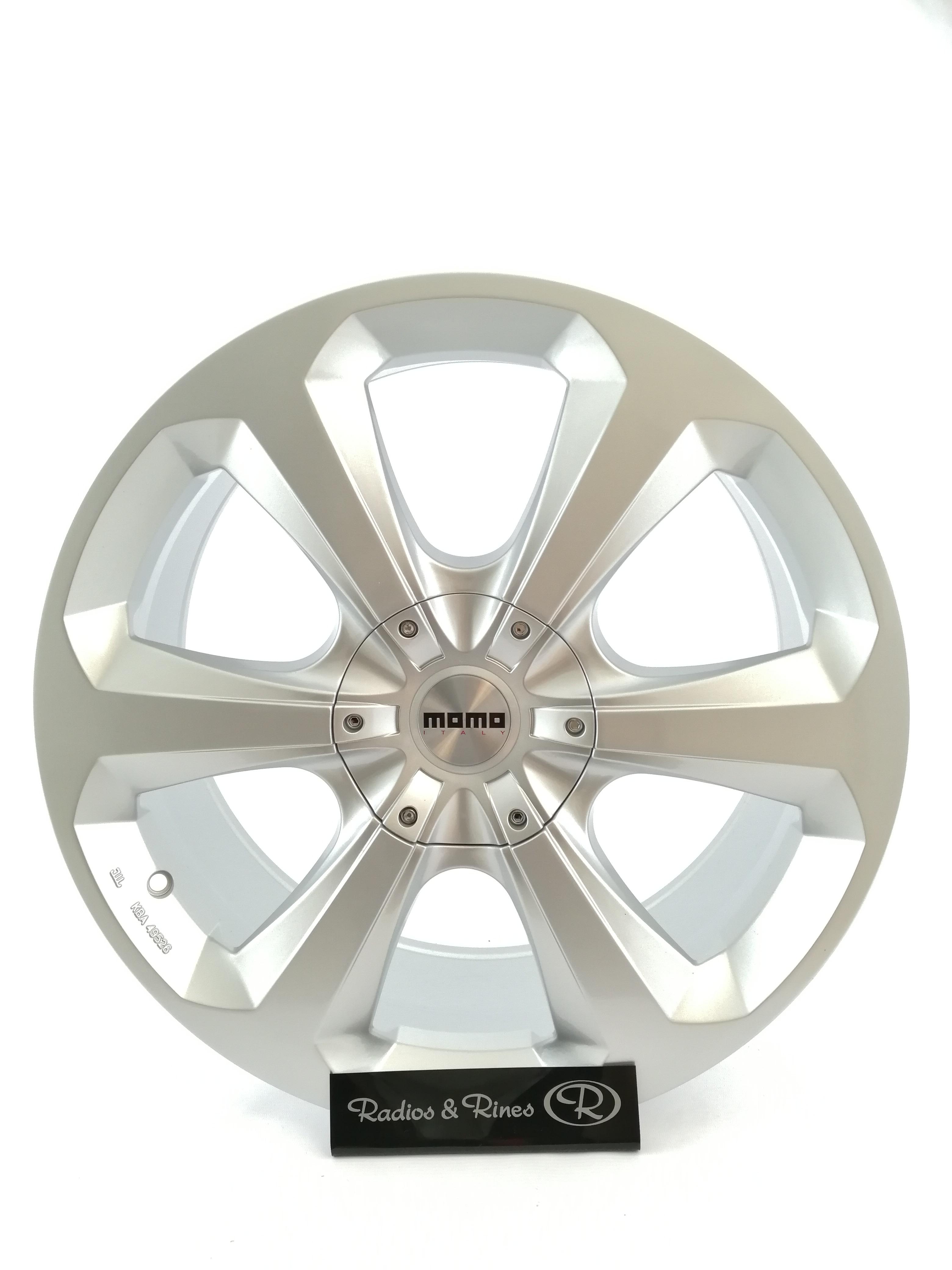 RIN MOMO HEXA SIL R20 5H 120 BMW O AMAROK